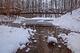 Foot Bridge Winter Snow Ice Pond nature de                   Edna43 provenant de Photo Construction