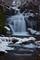 Winter Waterfall Snow Rocks nature de                   Candie16 provenant de Photo Cascades